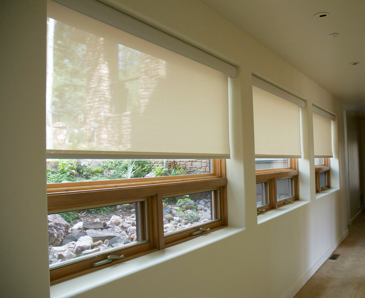 Motorized Window Shades Best With Elegant Motorized