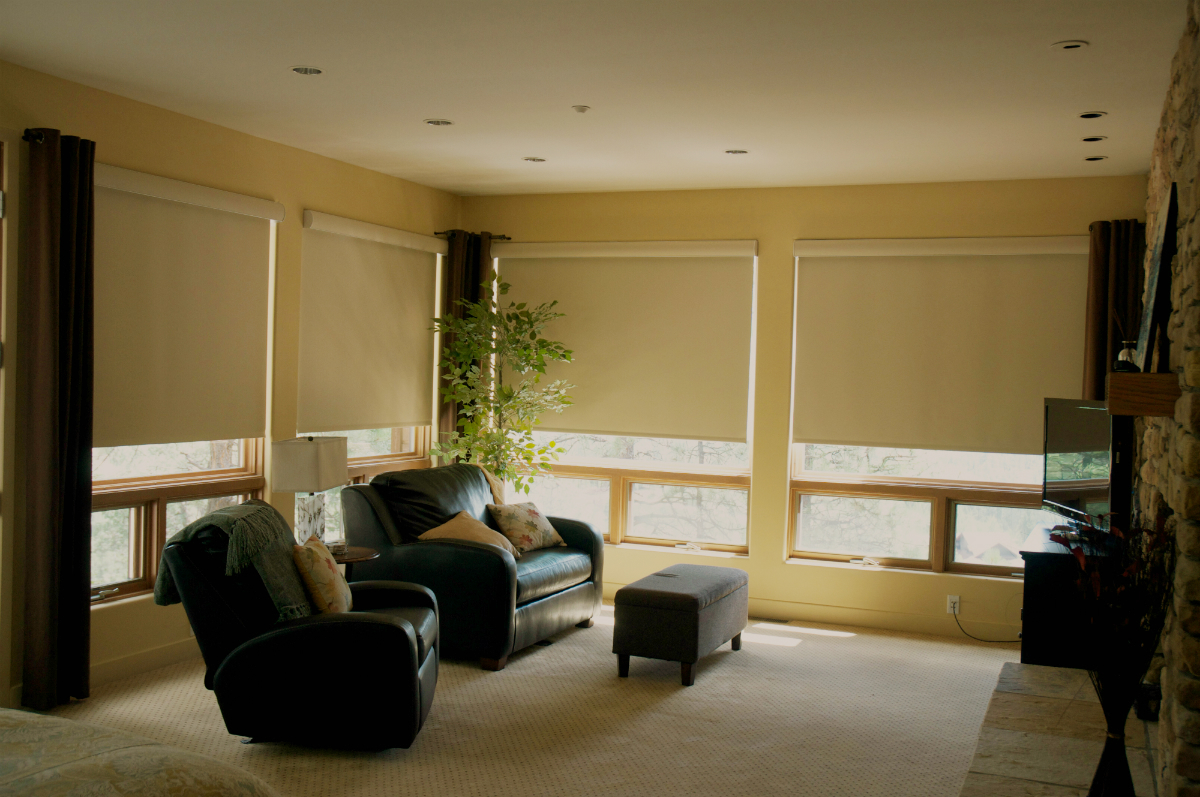 Window coverings for a cause 3rd quarter 2015 for Motorized solar shades reviews
